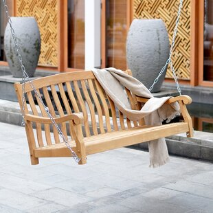 Cynthia Teak Porch Swing