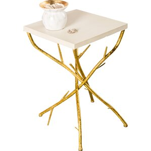Maggy Branch End Table by Stat..