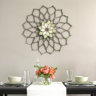 Mandala Flower Wall Décor