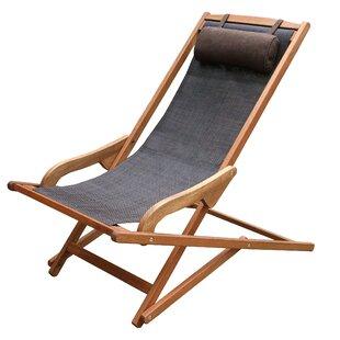 Mallie Folding Beach Chair