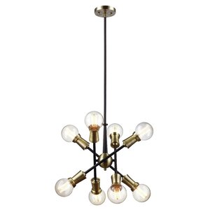 Belk 8-Light Sputnik Chandelier
