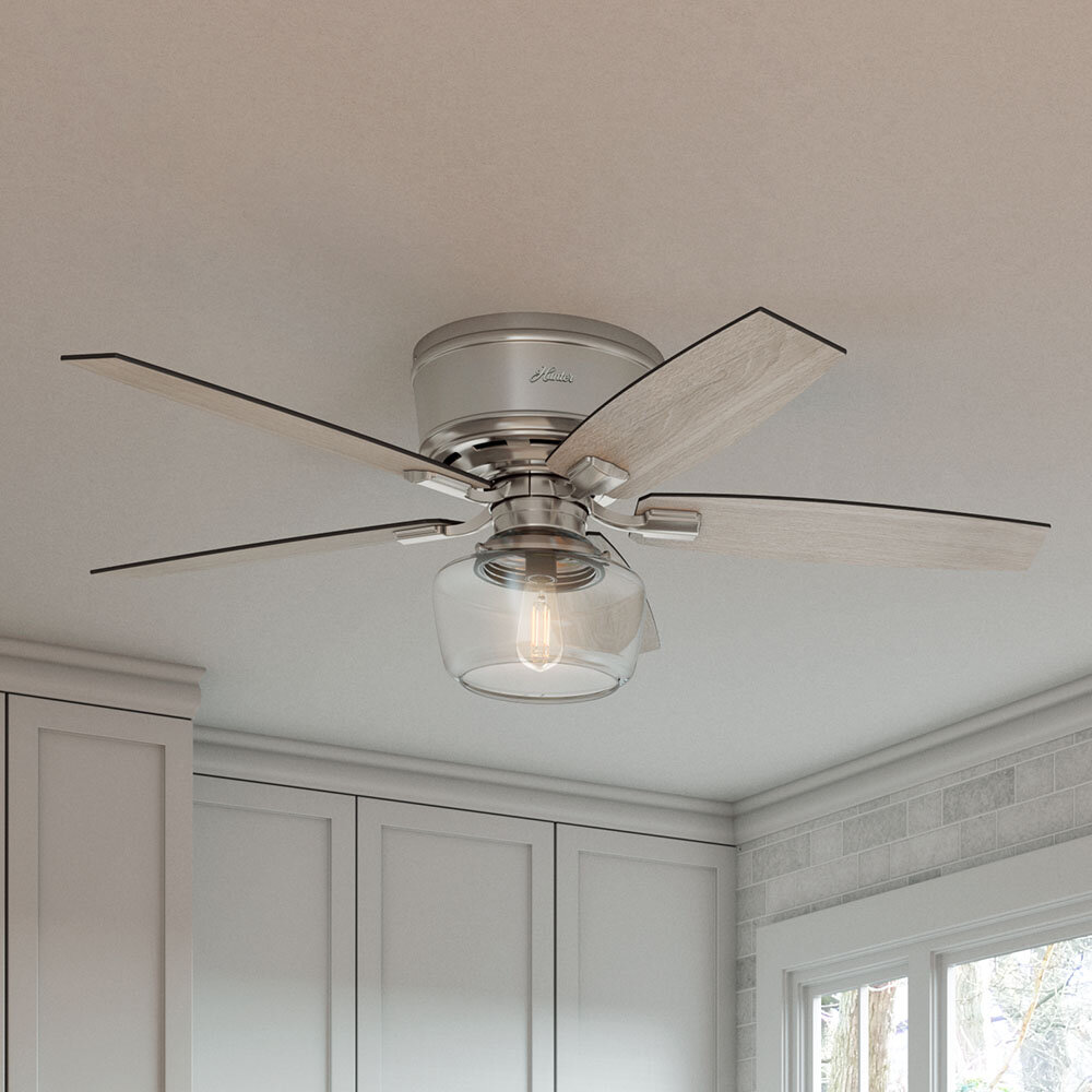Fine 52 Bennett 5 Blade Ceiling Fan With Remote Light Kit Included Download Free Architecture Designs Embacsunscenecom