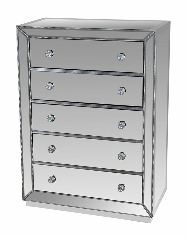 Willa Arlo Interiors Acuna 5 Drawer Bedroom Chest Reviews Wayfairrhwayfair: Bedroom Drawers At Home Improvement Advice