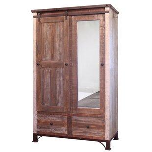 Rizer Mirror 1 Door Armoire