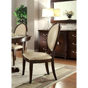 Balint PU Side Chair (Set of 2) by ACME Furniture