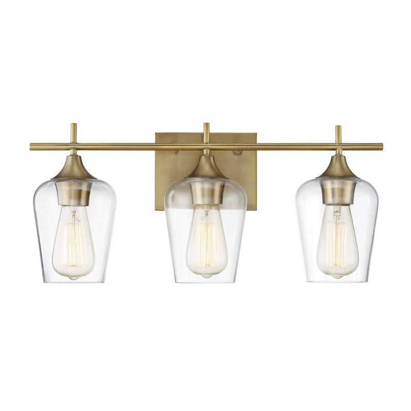 Superbe Staci 3 Light Vanity Light