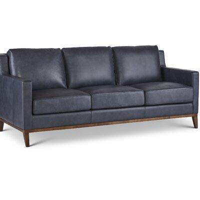 Cornish Leather Sofa & Reviews | AllModern