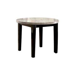 Merveilleux Copper Top Round Dining Table | Wayfair