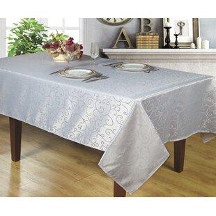 Cedarville Jacquard Tablecloth