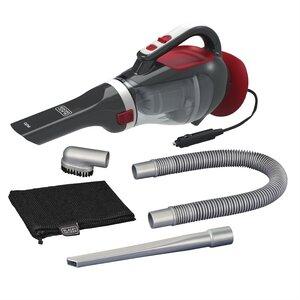 5 Piece 12V Automotive Dust Buster Vacuum Set