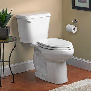 Elegant 10 Inch Rough In Elongated Toilet