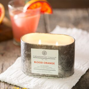 Heritage Blood Orange Scented Jar Candle