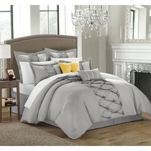 Caterina 12 Piece Comforter Set