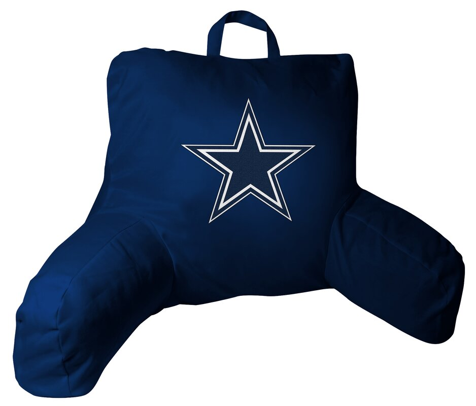 1cbee26e9 Dallas Cowboys Bed Rest Pillow