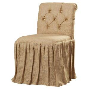 Allie Tufted Vanity Chair  sc 1 st  Joss u0026 Main & Accent u0026 Vanity Stools | Joss u0026 Main islam-shia.org
