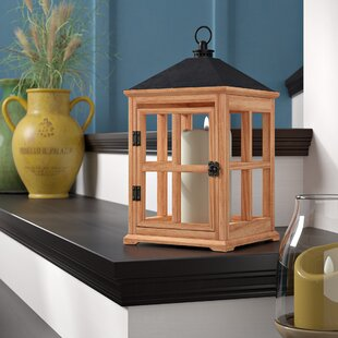 8f799a10c7b1 Driftwood Wooden Candle Warmer Lantern
