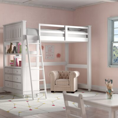 Harriet Bee Ayres Twin Loft Bed with Drawers & Reviews | Wayfair on victorian homes designs, solar homes designs, industrial homes designs, bungalow homes designs, manufactured homes designs, gambrel roof homes designs, loft floor, loft furniture, loft small cabin plans, loft interior design, loft beds with desk and couch, log homes designs, single family homes designs, loft house, loft barn plans pole frame, loft kitchen design, waterfront homes designs, custom homes designs, two story homes designs, loft design plans,