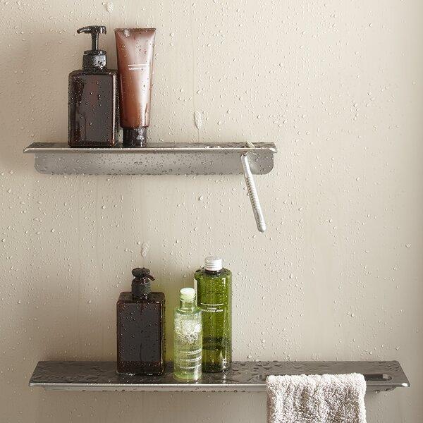 Modern & Contemporary Wall Mounted Shower Caddy | AllModern
