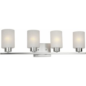 Bellows 4-Light Vanity Light