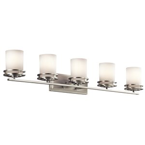 Bourneville 5-Light Vanity Light