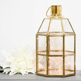 Windlichter Laternen Farbe Gold Zum Verlieben Wayfair De