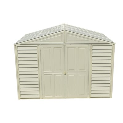 Plastic Traditional Storage Shed