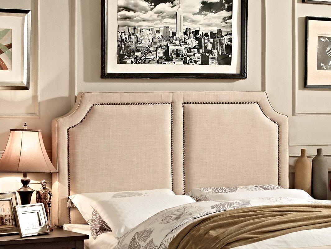 Mulhouse Furniture Sanibel Queen Upholstered Panel