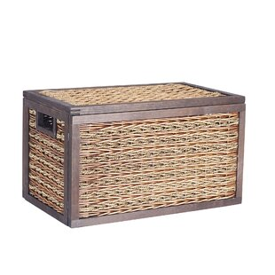 Unique Seagrass Chest | Wayfair QL43