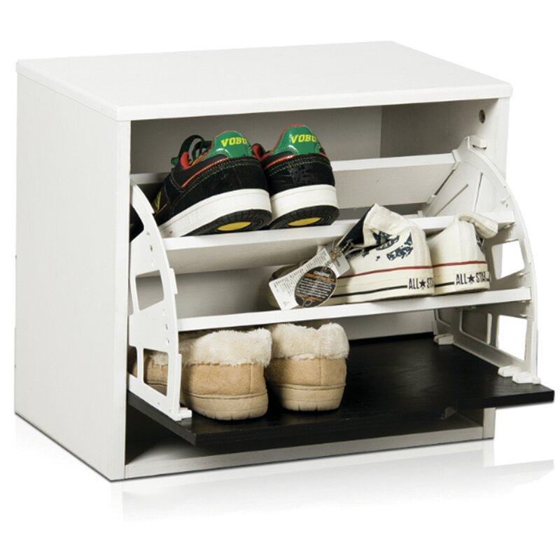 Shoe Storage Cabinet With Door