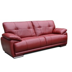 Leather Sofas | Wayfair.co.uk