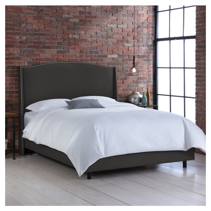 Cora Upholstered Bed & Reviews | Birch Lane