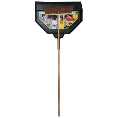 Mop And Broom Storage Cabinet Wayfair