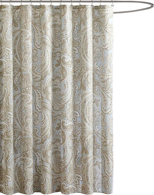Hixson Cotton Shower Curtain