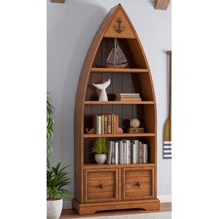 Boat Shaped Bookcase