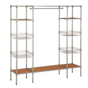 Metal Closet Systems Youu0027ll Love | Wayfair