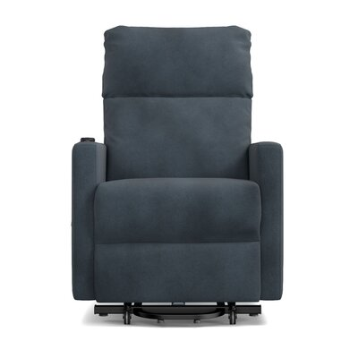 Andover Mills Albert Power Lift Assist Recliner Color: Slate Blue