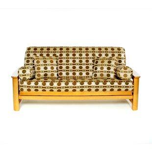 Hayley Box Cushion Futon Slipcover