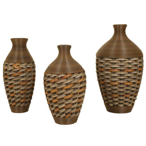Wicker Vase Wayfair