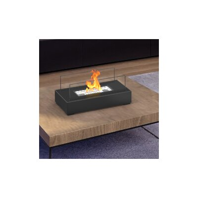 Utopia Ventless Portable Bio Ethanol Tabletop Fireplace