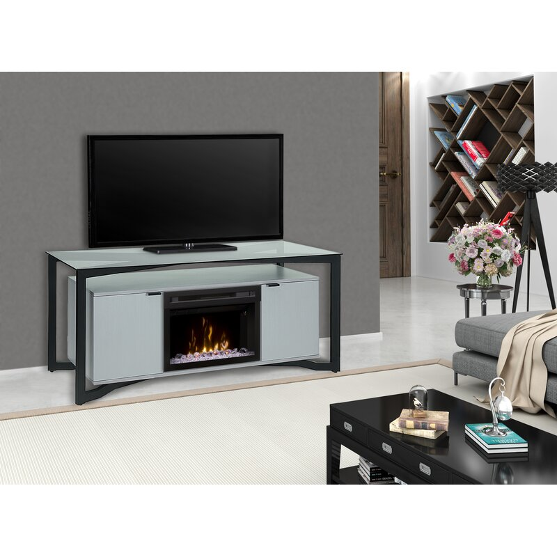 Dimplex Christian 70 Tv Stand With Fireplace Wayfair