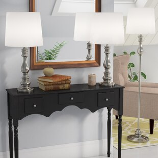 3 Piece Table Lamp Set Wayfair