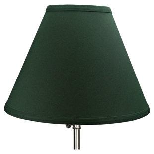 Hunter green lamp shades wayfair save to idea board aloadofball Images