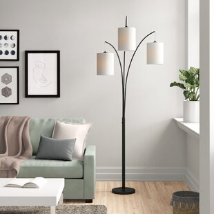 Bohemian & Coastal Floor Lamps You\'ll Love in 2019 | Wayfair