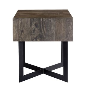 Brookside End Table by Union Rustic