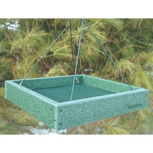 Go Green Platform Tray Bird Feeder