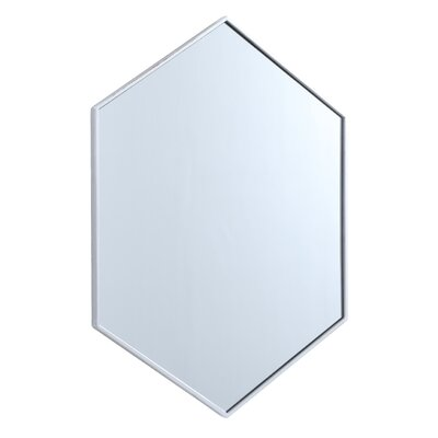 Modern Gold Amp Silver Wall Mirrors Allmodern
