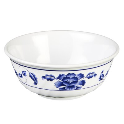 Bloomsbury Market Helsingor Melamine 48 Oz Swirl Serving Bowl