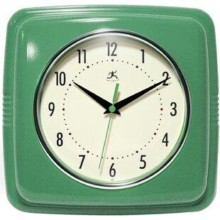 Nice Retro Kitchen Clocks   Wayfair