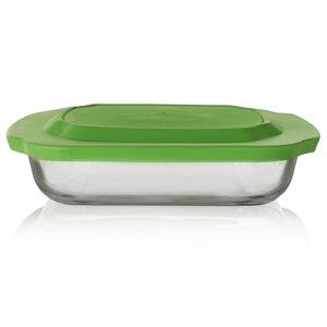 Libbey Baker's Basics Square Casserole Dish
