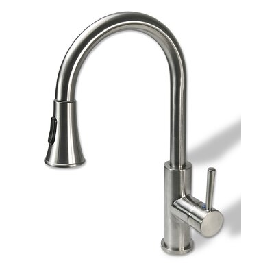 contemporary kitchen faucet modern kitchen faucets allmodern 2487